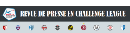Revue presse Challenge League2