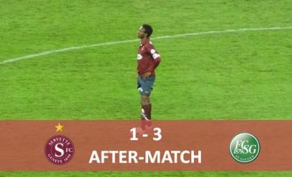 after match sfc-stgallII