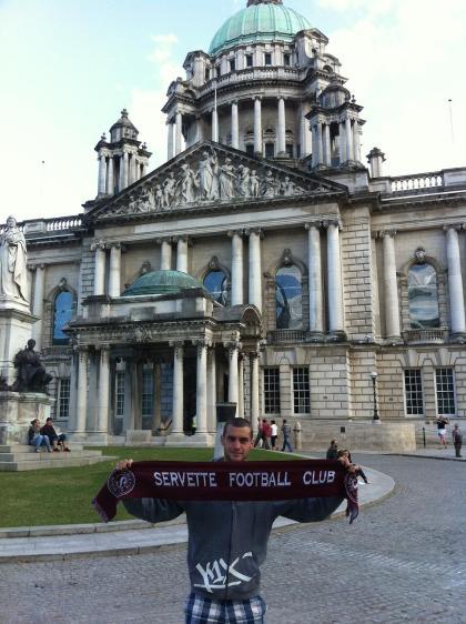 Deyan, Belfast (Irlande du nord)