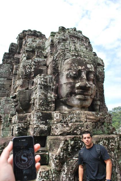 Nicolas, Cambodge