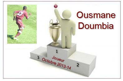 joueur du mois oct2013_doumbia