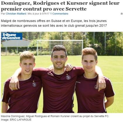 Dominguez Rodrigues kursner