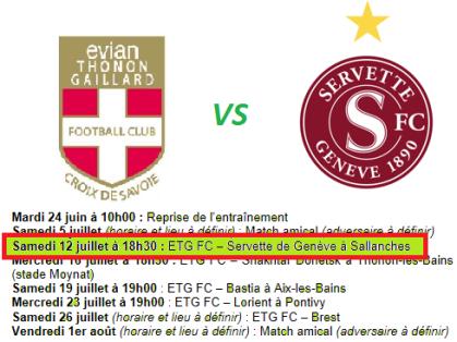 ETG-SFC