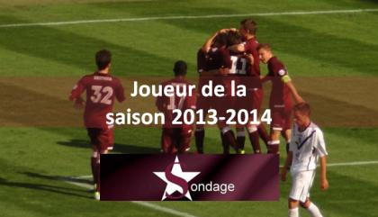 joueur 2013-2014