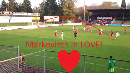 Markovitch in Love