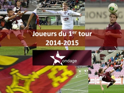 joueurs 1er tour 2014-15
