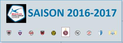 Challenge League 2016 2017